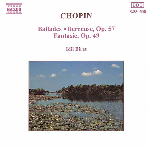 Play & Download Ballades / Berceuse / Fantasie by Frederic Chopin | Napster