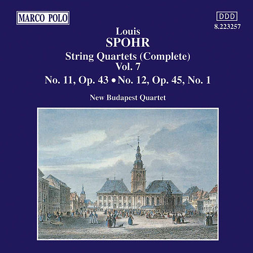 Play & Download String Quartets Nos. 11 and 12 by Louis Spohr | Napster