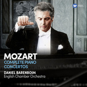 Play & Download Mozart: The Complete Piano Concertos by Daniel Barenboim | Napster