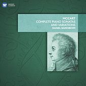 Play & Download Mozart: Complete Piano Sonatas and Variations by Daniel Barenboim | Napster