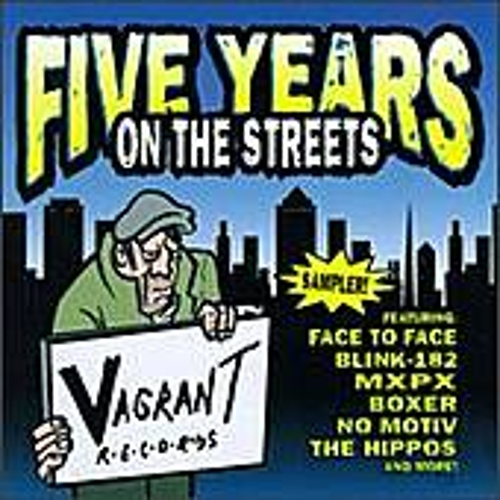 Play & Download Five Years On The Streets by Face to Face | Napster