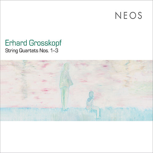 Grosskopf: String Quartets Nos. 1-3 by Arditti String Quartet
