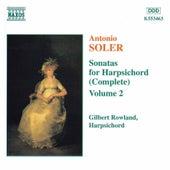 Sonatas for Harpsichord Vol. 2 by Antonio Soler