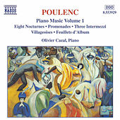 Piano Music Vol. 1 by Francis Poulenc