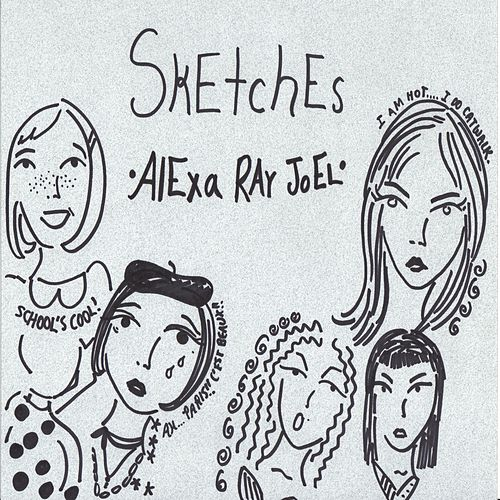 Sketches by Alexa Ray Joel