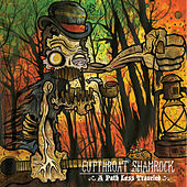 A Path Less Traveled by Cutthroat Shamrock