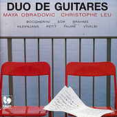 Play & Download Boccherini - Sor - Brahms - Kleynjans - Petit - Fauré - Vivaldi: Duo de Guitares (Guitar Duo) by Various Artists | Napster