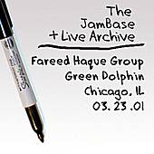 Play & Download 03-23-01 - Green Dolphin - Chicago, IL by Fareed Haque Group | Napster