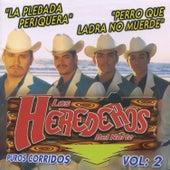 Play & Download La Plebada Periquera Puros Corridos Vol.2 by Los Herederos Del Norte | Napster