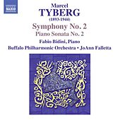 Tyberg: Symphony No. 2 - Piano Sonata No. 2 by Various Artists