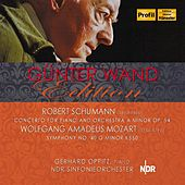 Schumann: Piano Concerto in A minor, Op. 54 - Mozart: Symphony No. 40 by Various Artists
