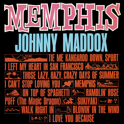 Play & Download Memphis by Johnny Maddox | Napster