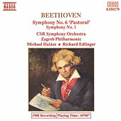 BEETHOVEN : Symphonies Nos. 6 & 1 by Slovak Radio Symphony Orchestra
