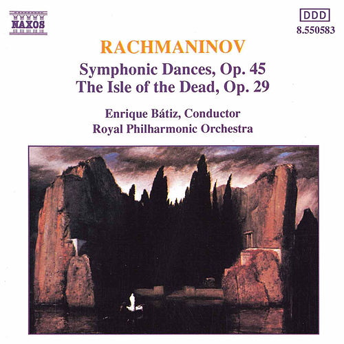 RACHMANINOV: Symphonic Dances / The Isle of the Dead by Royal Philharmonic Orchestra