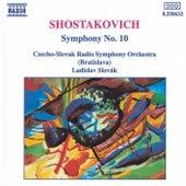 Play & Download SHOSTAKOVICH: Symphony No. 10 by Slovak Radio Symphony Orchestra | Napster