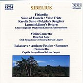 SIBELIUS COLLECTION by Various Artists