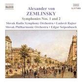 Play & Download ZEMLINSKY: Symphonies Nos. 1 and 2 by Slovak Radio Symphony Orchestra | Napster