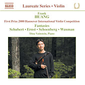 Play & Download Violin Recital: Frank Huang by Frank Huang | Napster