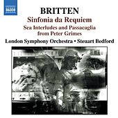 BRITTEN: Sinfonia da Requiem / Gloriana Suite / Sea Interludes by Various Artists