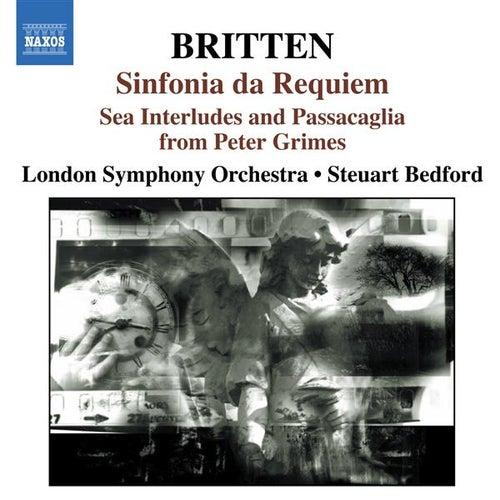 Play & Download BRITTEN: Sinfonia da Requiem / Gloriana Suite / Sea Interludes by Various Artists | Napster