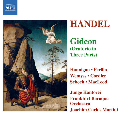 Play & Download HANDEL: Gideon by The Junge Kantorei | Napster