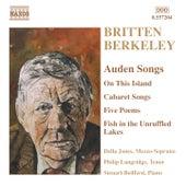 BRITTEN / BERKELEY: Auden Songs by Various Artists