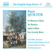 QUILTER: Songs by Various Artists