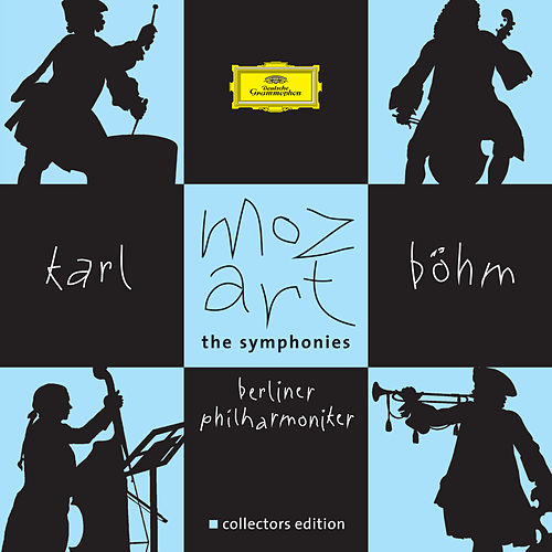 Play & Download Mozart, W.A.: 46 Symphonies by Berliner Philharmoniker | Napster