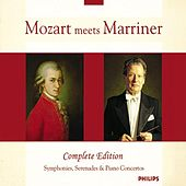 Mozart Meets Marriner by Various Artists