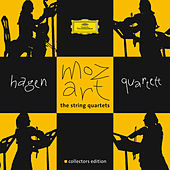 Mozart: String Quartets by Hagen Quartett