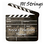Movie and Television Themes by 101 Strings Orchestra