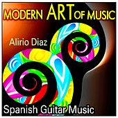 Modern Art of Music: Spanish Guitar Music by Alirio Diaz
