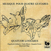 Play & Download Dowland, Ravel, van der Staak, Duarte, Piazzolla, Gragnani, Granados, Falla & Joplin: Music for 2, 3 & 4 Guitars by Raymond Migy | Napster