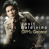 Jovit Baldivino OPM's Greatest Vol.1 by Jovit Baldivino