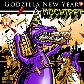 Godzilla New Year by Mochipet