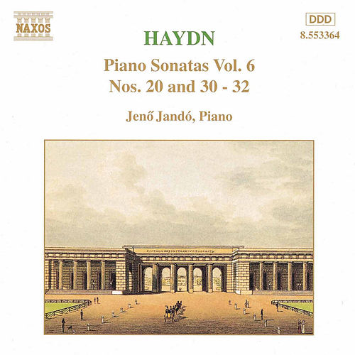Piano Sonatas Vol. 6 by Franz Joseph Haydn