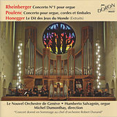 Play & Download Organ concert (Live) by Humberto Salvagnin | Napster