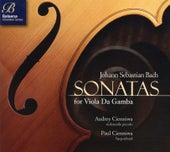Bach: Sonatas for Viola Da Gamba by Audrey Cienniwa