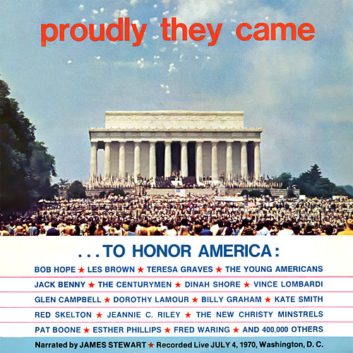 Play & Download Proudly They Came to Honor America - Live 1970 by Various Artists | Napster