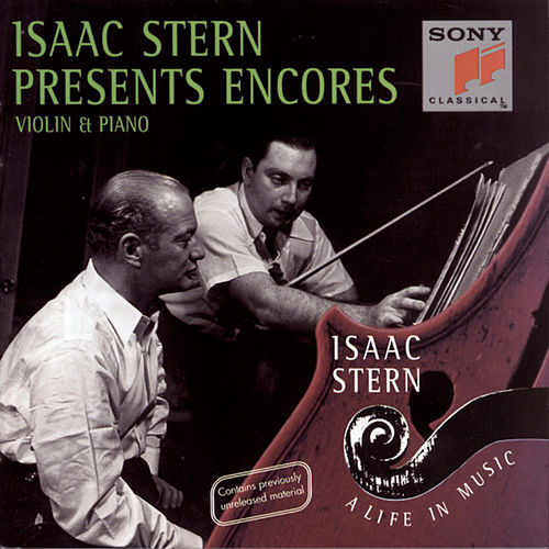 Encores by Isaac Stern