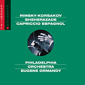 Play & Download Rimsky-Korsakov: Scheherazade; Russian Easter Overture & Capriccio Espagnol by Eugene Ormandy | Napster