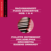 Play & Download Rachmaninoff: Piano Concertos Nos. 1 & 4; Rhapsody on a Theme of Paganini by Eugene Ormandy | Napster