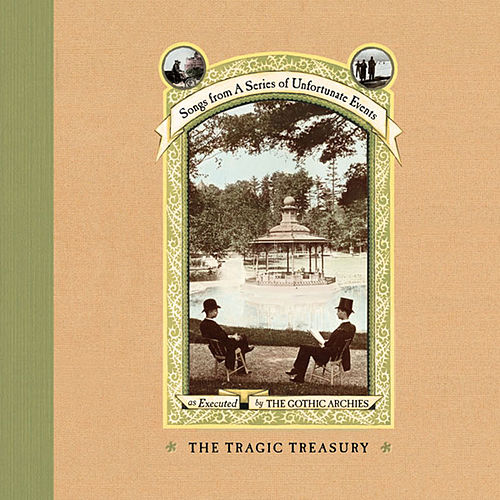 The Tragic Treasury by Gothic Archies