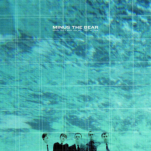 Bands Like It When You Yell 'Yar!' At Them - Ep by Minus the Bear