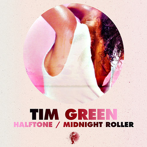 Halftone / Midnight Roller by Tim Green