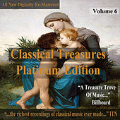 Classical Treasures: Platinum Edition, Vol. 6 (Remastered) by Various Artists