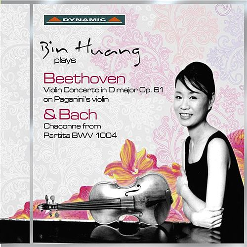 Play & Download Bin Huang plays Beethoven and Bach by Bin Huang   Napster