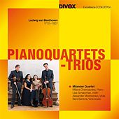 Play & Download Beethoven: Piano Quartets & Trios by Milander Quartet | Napster