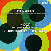 Play & Download Hindemith: Violinkonzert - Symphonic Metamorphosis - Konzertmusik, Op. 50 by Christoph Eschenbach | Napster