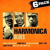 Play & Download 6-Pack: Harmonica Blues by Various Artists | Napster